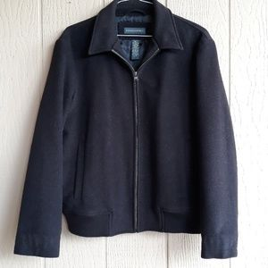 Banana Republic wool coat L